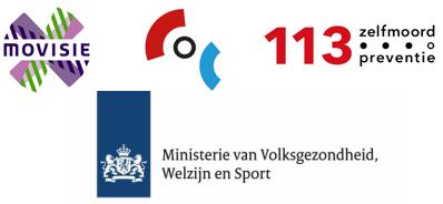 Logo's van alle partijen die verantwoordelijk zijn voor deze website